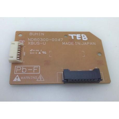 Driver buffer ND60300-0047X ND25001-D121
