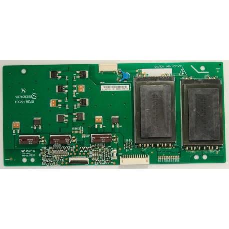 INWERTER LED DRIVER VIT71053.55 S LOGAH REV:0
