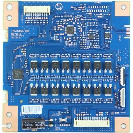 INWERTER LED DRIVER 14ST016S-A01 REV.1.0
