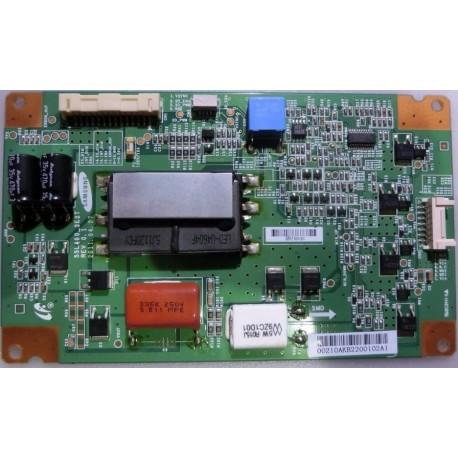 INWERTER LED DRIVER SSL460_3E2T