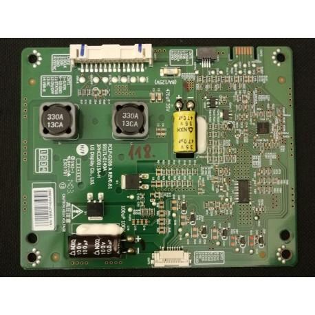 INWERTER LED DRIVER PCLF-D206 A REV0.61 6917L-0140A 3PHCC20015A-H