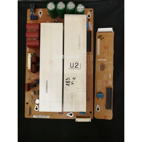 Moduł LJ41-07015A LJ92-01688A/B PBA AA2 + LJ41-07017A LJ92-01690A
