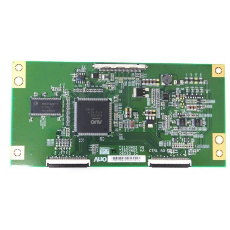 Logika matrycy T315XW02 V9, T260XW02 VA, 06A53-1C