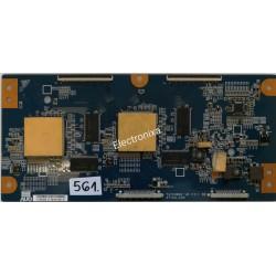 Logika matrycy T370HW02 V6