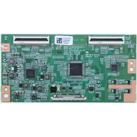 Logika matrycy LSJ400HM02-S BN41-01678A
