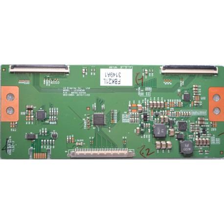 Logika matrycy 6870C-0370A LC320EXN