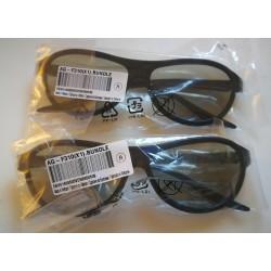 okulary 3D NOWE AG-F310(X1).BUNDLE EBX61668505 2 SZTUKI PARA