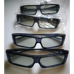 okulary 3D PANASONIC TX-42ASM651 TY-EP3D20 GT 4624A 4 SZTUKI