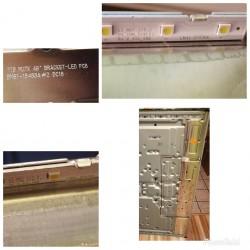 Podświetlenie CY-NN049HGLV2H SAMSUNG UE49NU7102K LM41-00630A