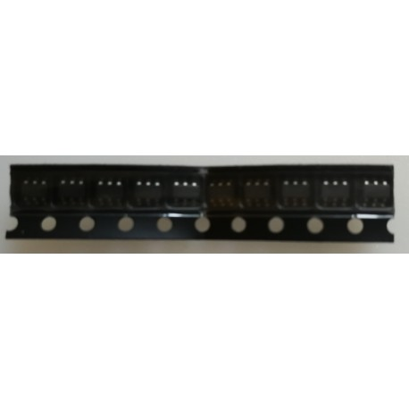 tranzystor/scalak PF6005AG SMD SOT 23-6